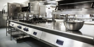 Commercial kitchen steel equipment manufacturer and supplier in india