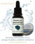 Dermaviduals® - Bosvelijų nanodalelės spuogų terapijai