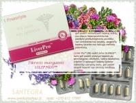 LiverPro™ 90 kaps, tikrasis margainis - SANTEGRA