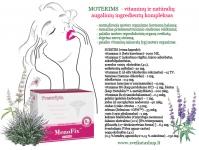 MenoFix™ 60 kaps MOTERIMS - SANTEGRA