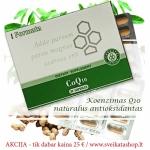 CoQ10 30 kaps, Koenzimas - SANTEGRA