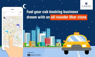 Fuel your cab booking business dream with an all rounder uber clone