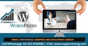 Hire Wordpress Website Development Experts