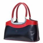Elegance leather handbag