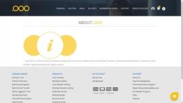 dot OOO domain registration