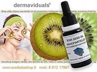 Dermaviduals® koncentratai – dermatologine kosmetika, Vokietija