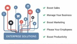 Enterprise solution Company