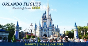 Getting a Good Deal on London to Orlando Direct Flights
