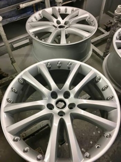 Alloy Wheel Repairs Services
