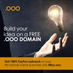 Free domain registration