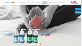Dynapar Qps - knee Pain relief spray online for sports