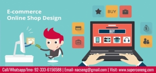 eCommerce Web Designing Service at Affordable Price