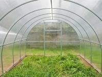 Šiltnamiai nuo gamintojo su garantija iki 5 m. ir polikarbonatu 4-6 mm