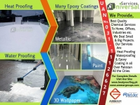 Water/Heat Proofing & Epoxy Coating