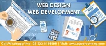 Website Design & Development By Professional