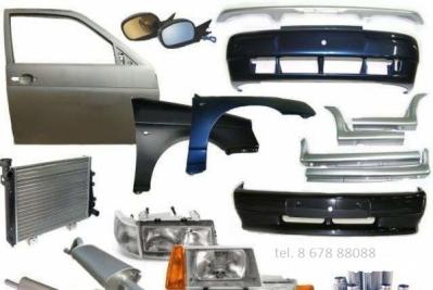 Toyota kebulo dalys | Zibinta | Stiklai