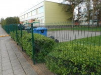 Metalinė segmentinė tvora