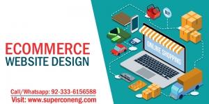 Ecommerce Website Design | Website Design Services