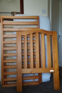 Parduodama lovyte Lucan