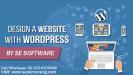 WordPress Website Development Services By SE Software