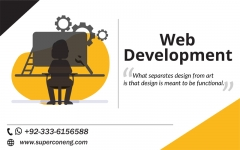 Professional & Attractive Website Design Service