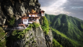 Bhutan luxury honeymoon Tour
