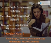 Buy solutions for University assignment