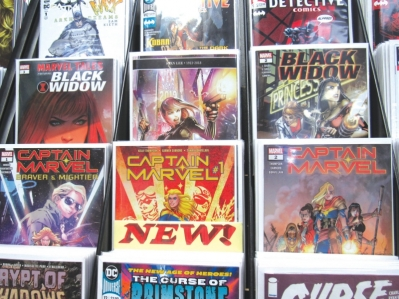 TheBookStore - Buy Latest Comic Books Online