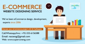Get A eCommerce Website with The Best Web Design Services