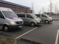 Mikroautobusu nuoma ir paslaugos