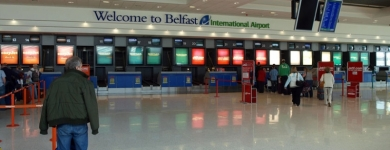 Car Rental Belfast International Airport