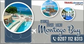Direct flights London to Montego Bay| Traveldecorum