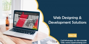 Web Designing and Development Solutions