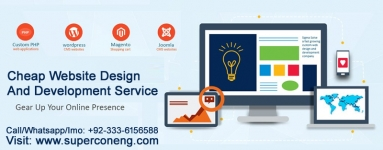 Cheap website design and Development Service