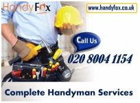 24 hour Complete Handyman Services in London