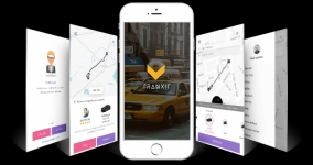 Get an Uber clone script to create your taxi app