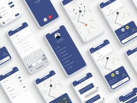 Uber clone script - Launch your taxi app today!