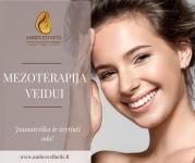 Mezoterapija veidui Kaune