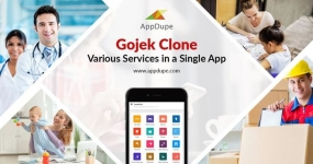 Tap Into The Lucrative Multi-services Sector With AppDupe's Gojek Clones