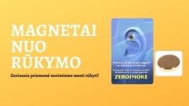 ZeroSmoke magnetai nuo rūkymo