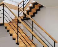 Laiptu pakopos  Paprasti mediniai laiptai Tureklu gamyba