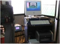 NDIR landfill gas analyzer
