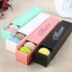 Desired Custom Macaron Boxes