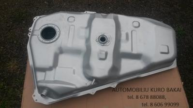 Kuro bakas Toyota Corolla Verso