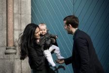 Baptism, Christening photography in Ireland