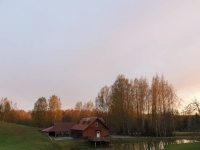 Poilsis kaimo turizmo sodyboje