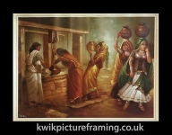 Choose The Amazing & Elegant Punjabi Picture Frames | Sikhi Art
