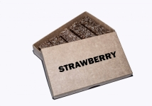 STRAWBERRY BARS, 5×50G