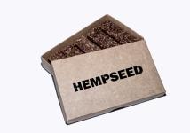 HEMPSEED BARS 5×50G