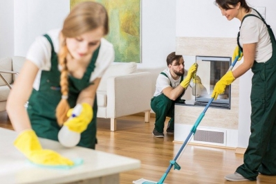 Property Cleaning Services Ireland